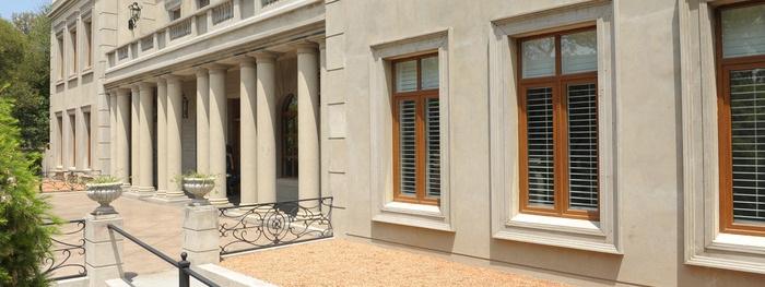 Окна и двери из профиля REHAU Brillant - Design обеспечивает уют и комфорт вашему дому