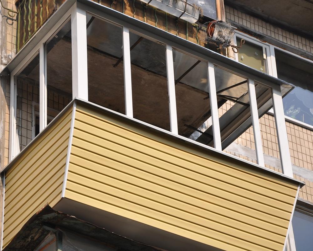 сварочные работы на балконе в Днепре