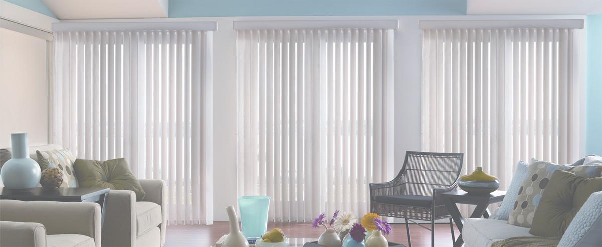 Купить вертикальные жалюзи в Днепре можно в компании «Теплі вікна»