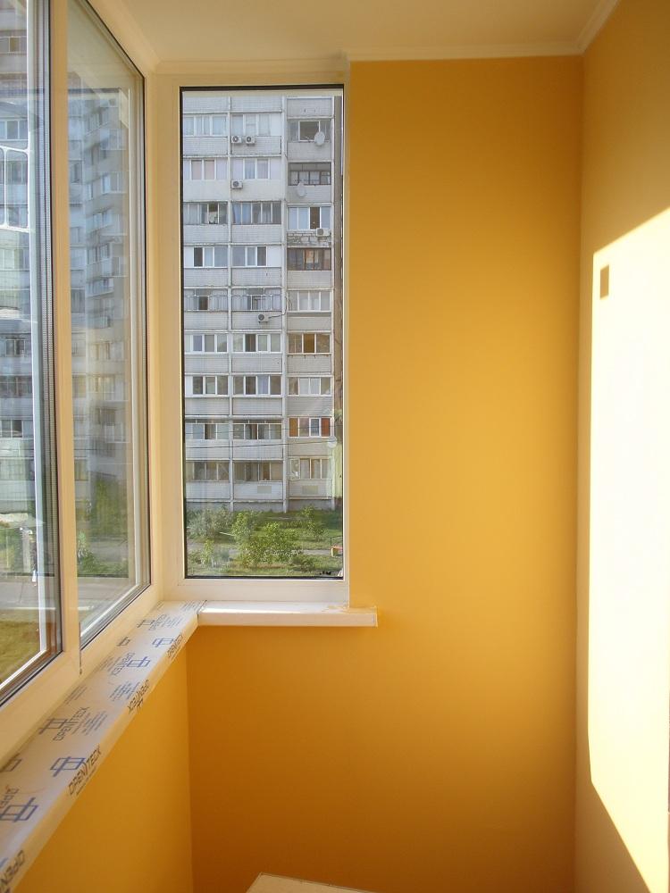утепление балкона гипсокартоном Днепр