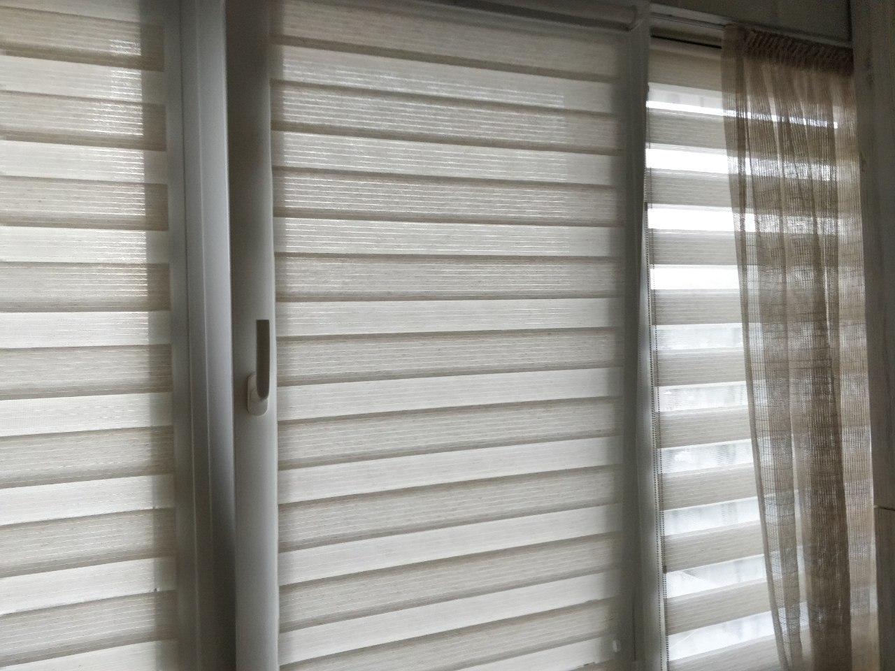 заказать тканевые солнце защиту в городе Днепр