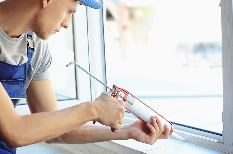 Мастер по ремонту алюминиевых окон в Днепропетровске