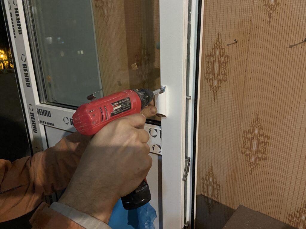 сервис по ремонту пластиковых окон в городе Днепропетровск