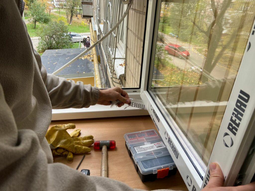 вызвать мастера по пластиковым окнам
